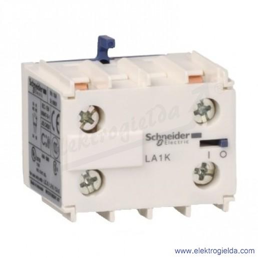 Blok styków pomocniczych LA1KN11
