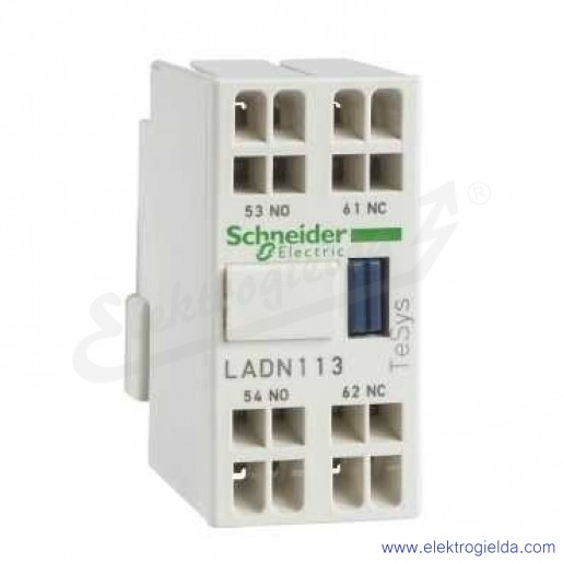 Blok styków pomocniczych LADN113