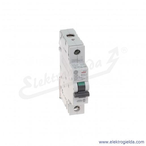 Wyłącznik nadprądowy G61C25 1P AC 6kA