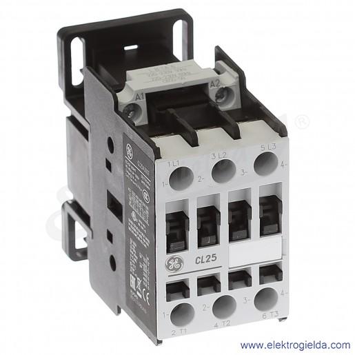 Stycznik CL25A300T6 230V AC 50/60 HZ, 11KW/400V AC-3, 45A AC-1, 3-polowy