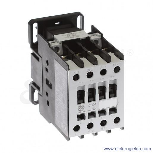 Stycznik CL04A310M3 110V AC 50/60 HZ, 1NO, 16KW/400V AC-3, 60A AC-1, 3-polowy