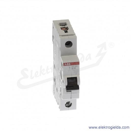 Wyłącznik nadprądowy SZ201-B10 1P B 10A AC 6kA