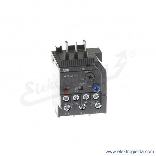 Przekaźnik termiczny T16-1.0 0.74-1 A