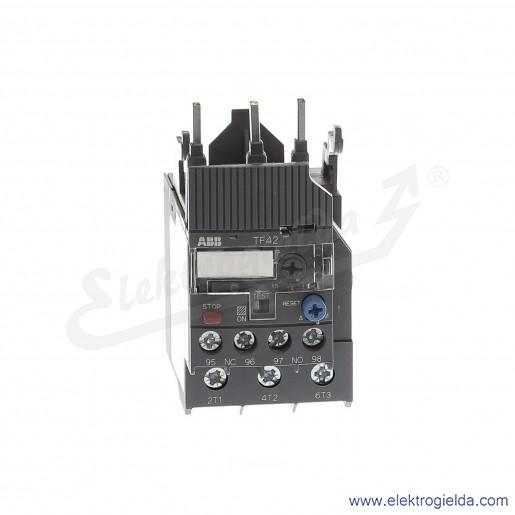 Przekaźnik termiczny TF42-1.7 1.3-1.7 A