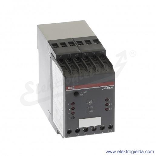 Przekaźnik termistorowy CM-MSN 24-240V AC/DC