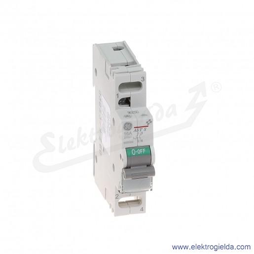 Rozłącznik AST S 16 20 2P 16A