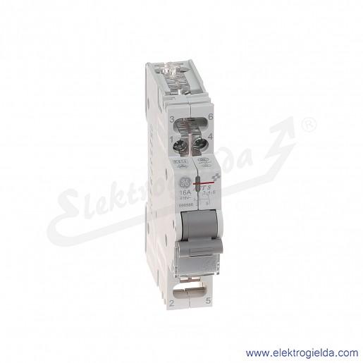 Rozłącznik AST S 16 2 2P 16A