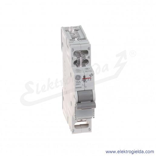 Rozłącznik AST SZ 16 1 1P 16A z pozycją zerową I-0-II