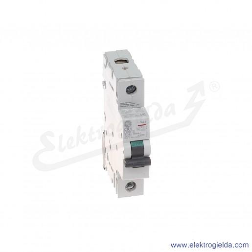 Wyłącznik nadprądowy G61C0,5 1P AC 6kA
