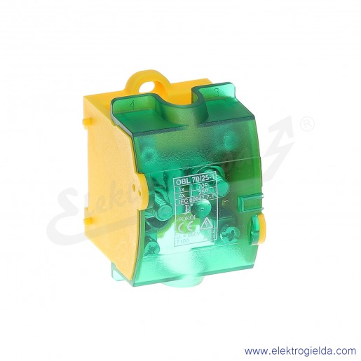 OBL 70/25-1  PE Odgałęźnik instalacyjny