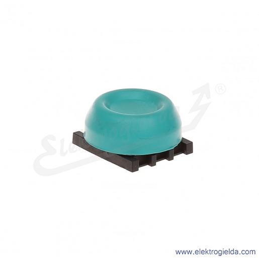 Napęd przycisku KP6-40G zielony fi30mm uszczelniany