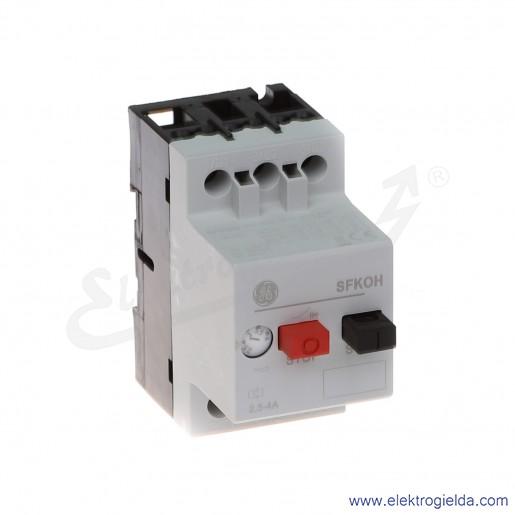 Wyłącznik silnikowy SFK0H 2,5-4A 3P 1,5kW