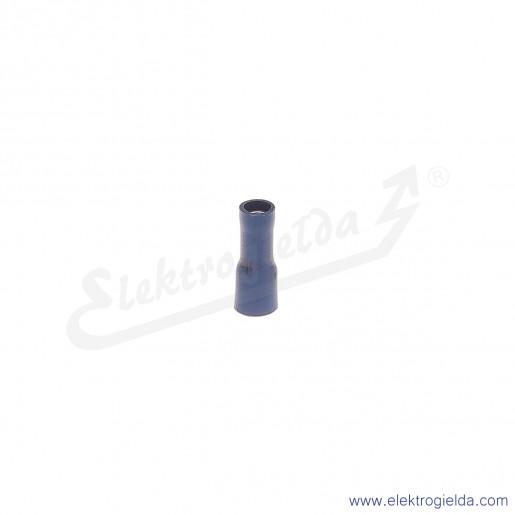 Nasuwka całkowicie izolowana NCI 4,8-2,5/0,8 PCV z długą tuleją izolacyjną