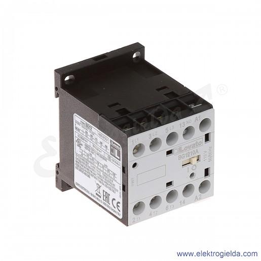 Stycznik BG0910A230 230VAC Ith 20A AC3/400V  4KW, 1NO