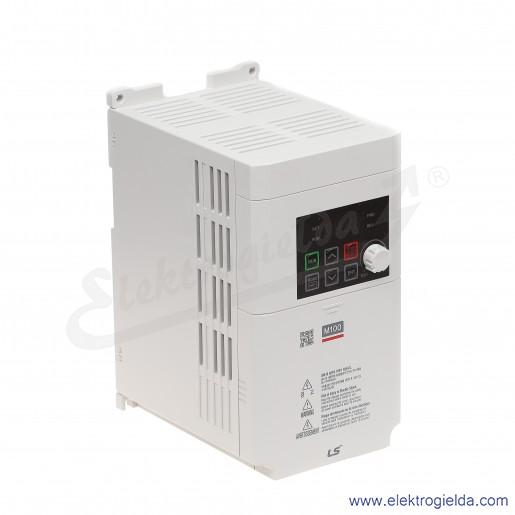 Falownik LSLV0004M100-1EOFNA  400 W 230V 1F skalarny