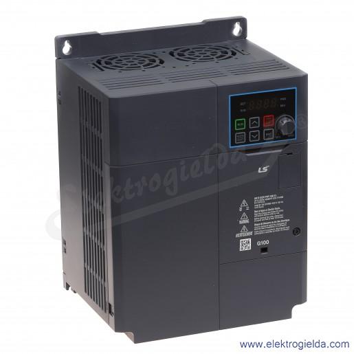 Falownik LV0055G100-4EOFN  5.5/7.5kW 400V wbudowany filtr EMC  wektorowy