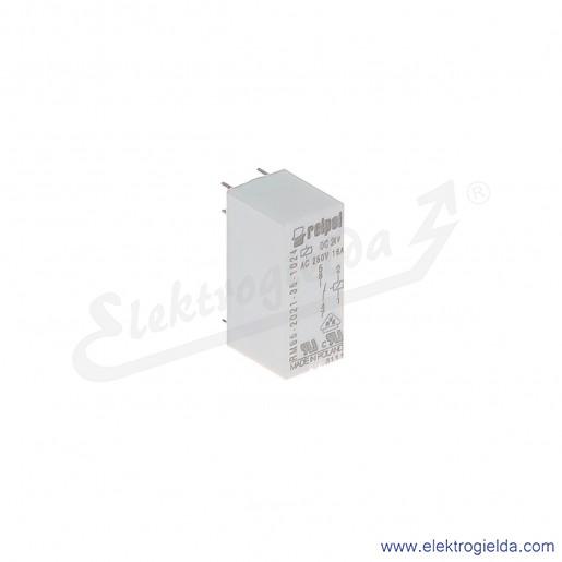 Przekaźnik miniaturowy RM85-2021-35-1024 1Z 24VDC do gniazd i obwodów drukowanych