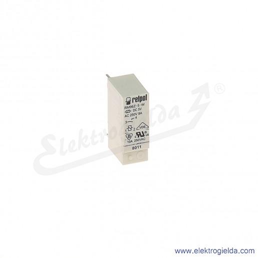 Przekaźnik miniaturowy RM96-1021-35-1005 1Z 5VDC do obwodów drukowanych