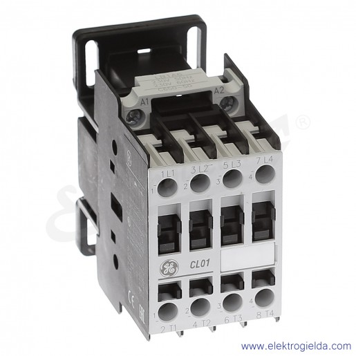 Stycznik CL01A400T6 230V AC 50/60 HZ, 5,5KW/400V AC-3, 25A AC-1, 4-polowy
