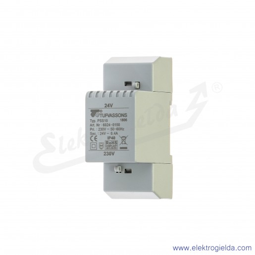Transformator PSS 10 230/24V