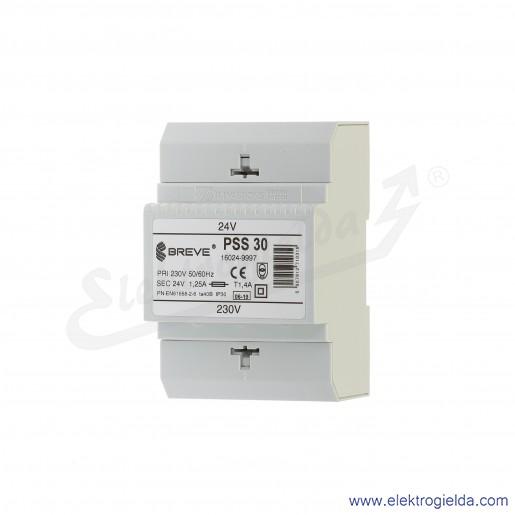 Transformator PSS 30 230/24V