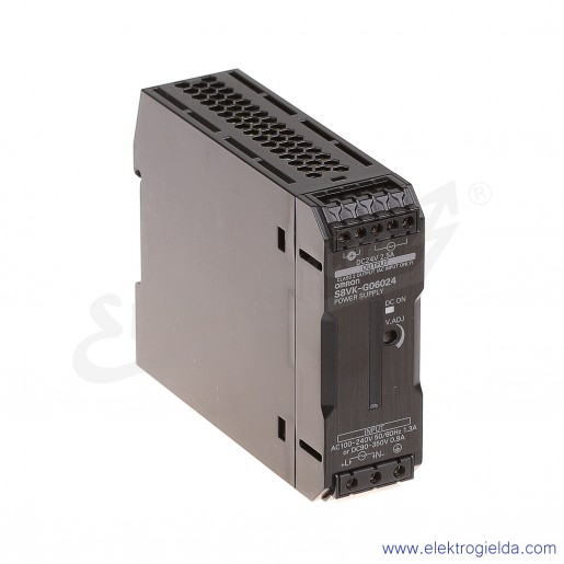 Zasilacz S8VK-G06024 2.5A 24DC Zasilanie 230V