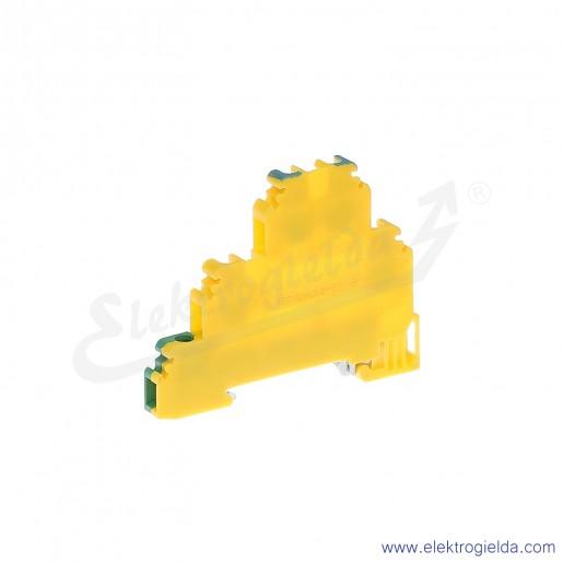 Złączka ZG-G4 PE/L/N gwintowa ochronna 3-piętrowa