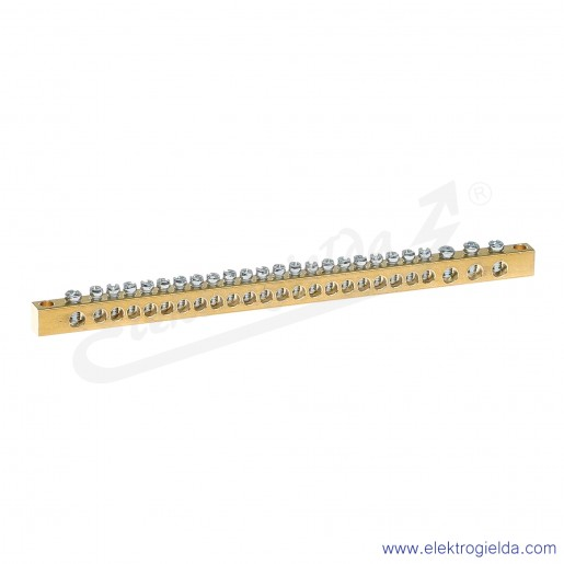 Zacisk ochronny ZO-0013 /21x 10mm 4x 16mm/