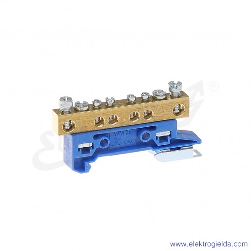 ZO-2114 Zacisk ochronny /2x 16mm 4x 4mm/