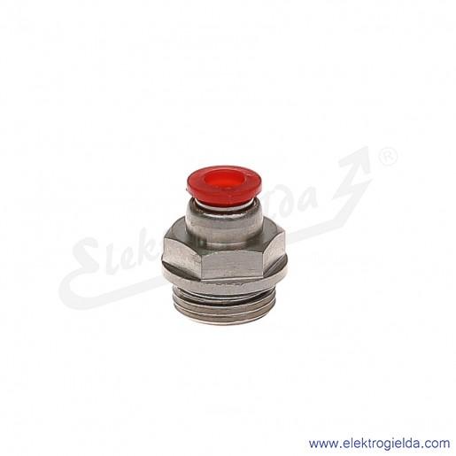 Złączka prosta G3/8 FI-6mm Pneufit C