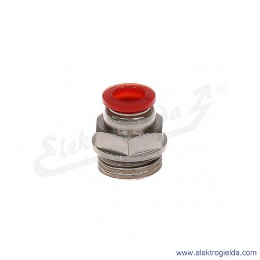 Złączka prosta G1/2 FI-10mm Pneufit C