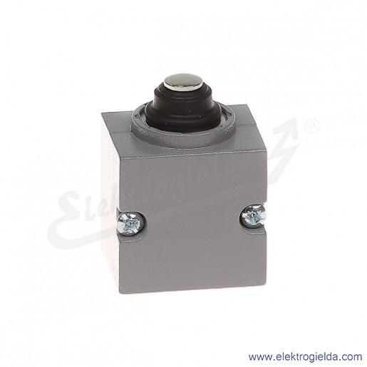 Głowica łącznika krańcowego 81 050-2.2 metalowa z popychaczem bocznym
