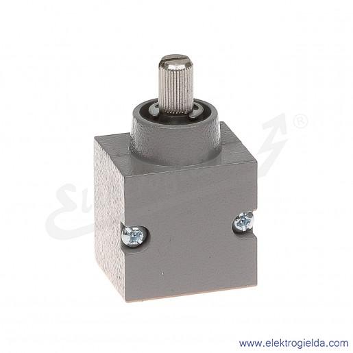 Głowica łącznika krańcowego 81 050-5.2 metalowa do dźwigni o działaniu lewostronnym