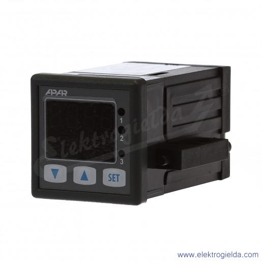 Cyfrowy regulator temperatury AR602/S1/P/P/RS485