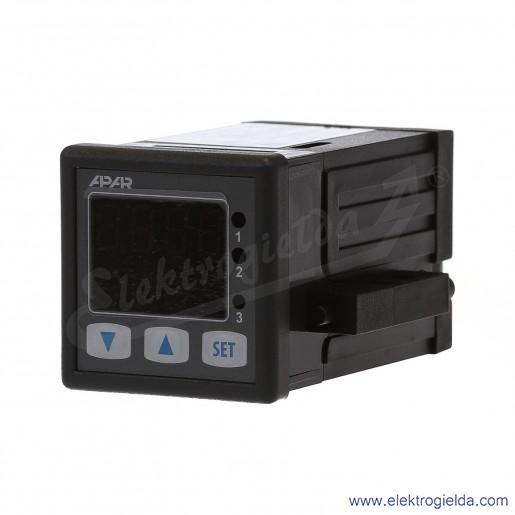 Cyfrowy regulator temperatury AR602/S1/P/P/WA