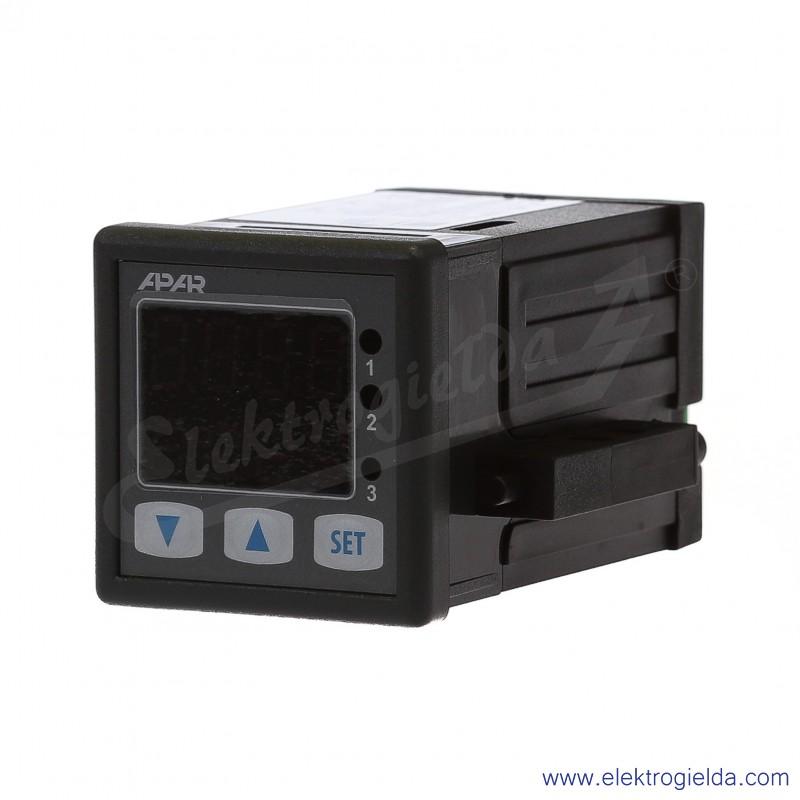 Cyfrowy regulator temperatury AR602/S1/P/P/WU