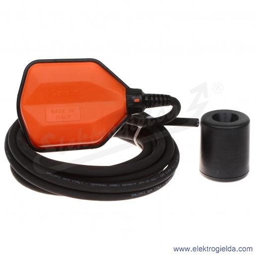 Czujnik pływakowy LVFSN1W05 przewód NEOPREN 5m do czystej wody