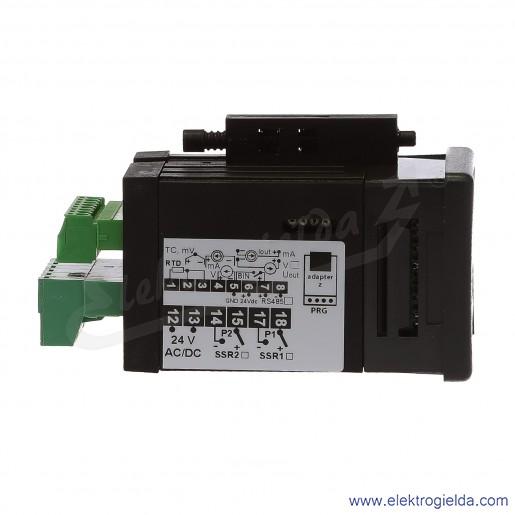 Cyfrowy regulator temperatury AR602/S2/P/P/WA