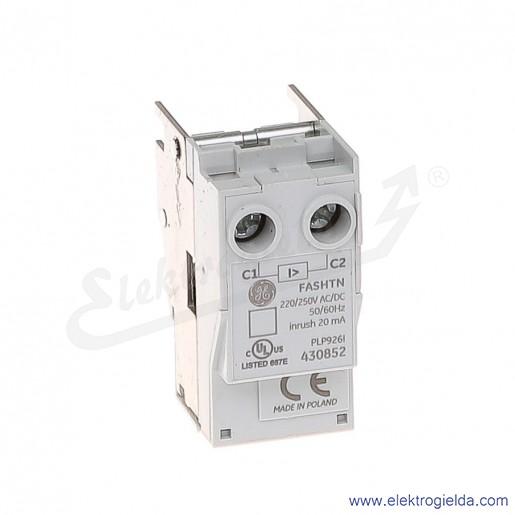 Wyzwalacz napięciowy FASHTN 230V AC/DC do FD/FE/FG