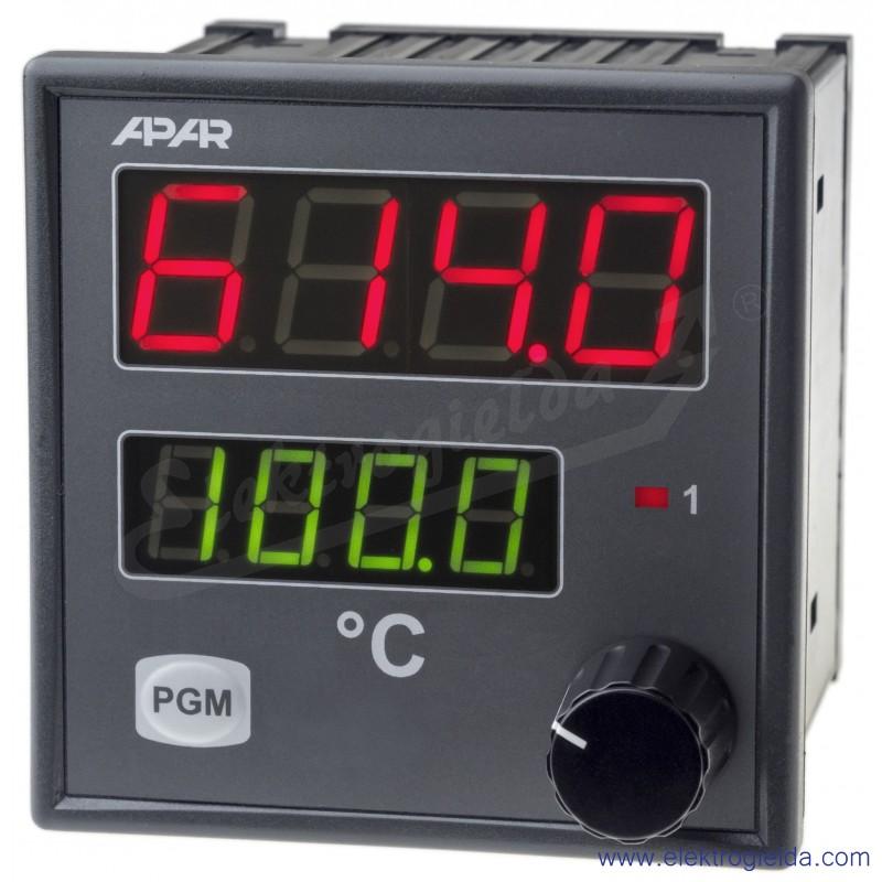 Cyfrowy regulator temperatury AR614