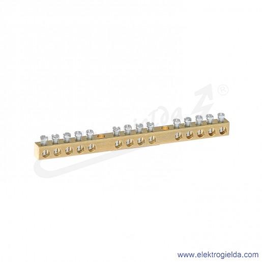 Zacisk ochronny ZO-0007  /14x 6mm/