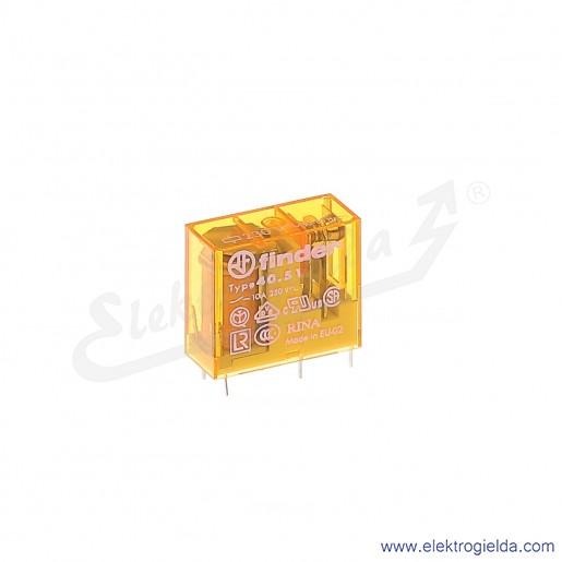 Przekaźnik elektromagnetyczny 40.51.8.230.0000 1P 230V AC