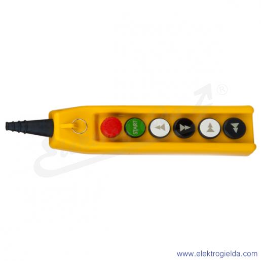 PKS-6\W07 kaseta sterownicza