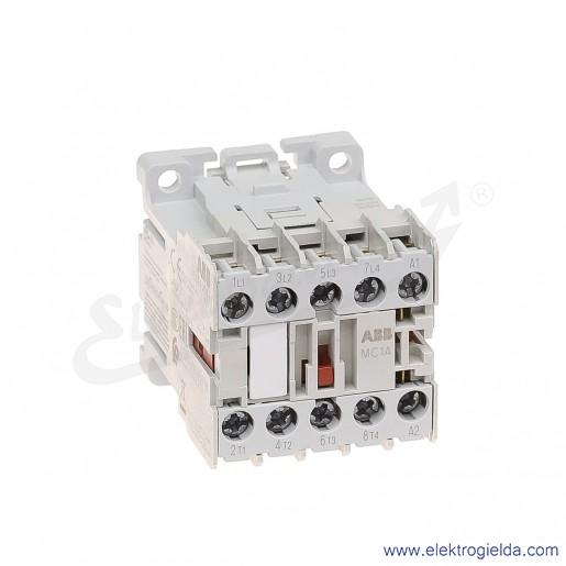 Stycznik MC1A400AT6 230V AC 50/60 HZ 4KW/400V AC-3, 20A AC-1, 4-polowy