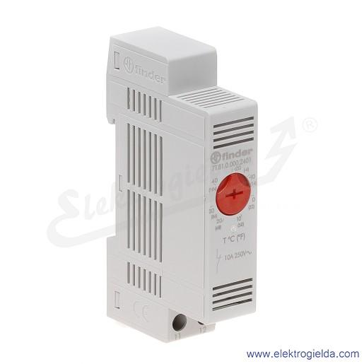 Termostat 7T.81.0.000.2401 do kontroli grzałek -20...+40 st. C