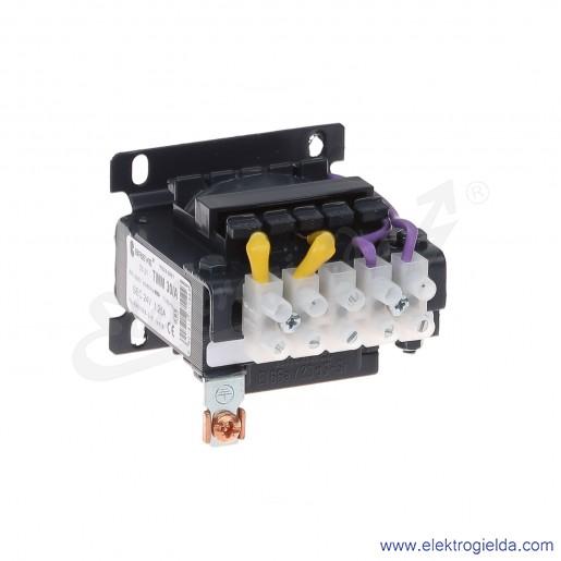Transformator bezpieczeństwa jednofazowy otwarty TMM30 230/24V