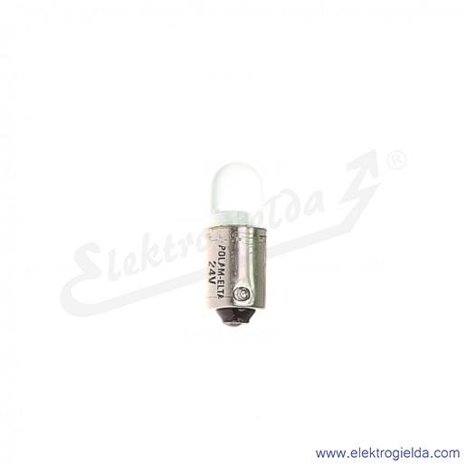 Żarówka LW-BA9S-230AC biały LED 230VAC