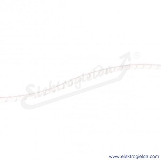 Wężyk spiralny WSN 3 (10m)  ochronny do wiązkowania i odgałęziania przewodów