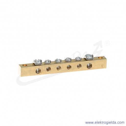 Zacisk ochronny ZO-0003 /4x 4mm 2x 10mm/
