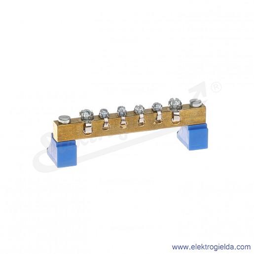 ZO-1203 Zacisk ochronny /2x 10mm 24x 4mm/